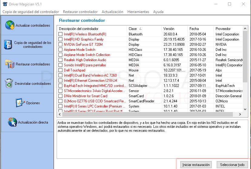 Restaurar de fábrica Windows 10 tuto10