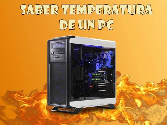 Como saber temperatura de PC