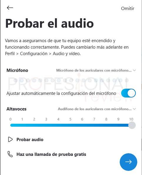 Skype Windows 10 tuto02
