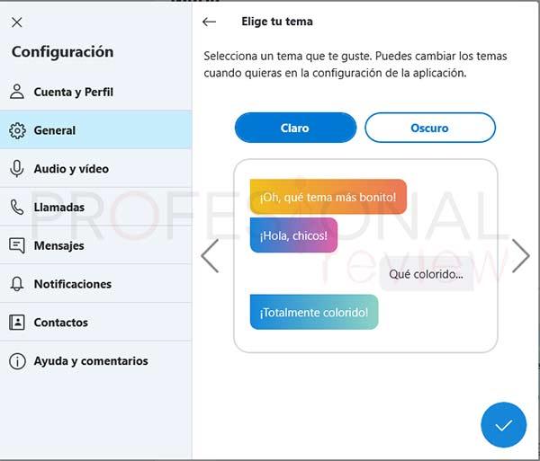Skype Windows 10 tuto05