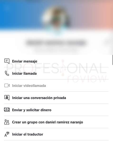 Skype Windows 10 tuto10