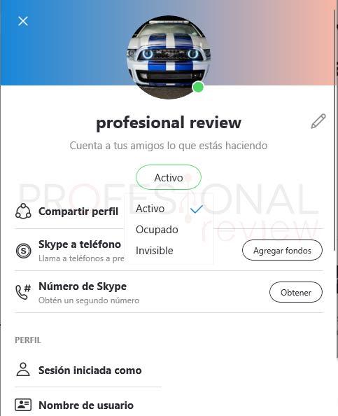 Skype Windows 10 tuto14