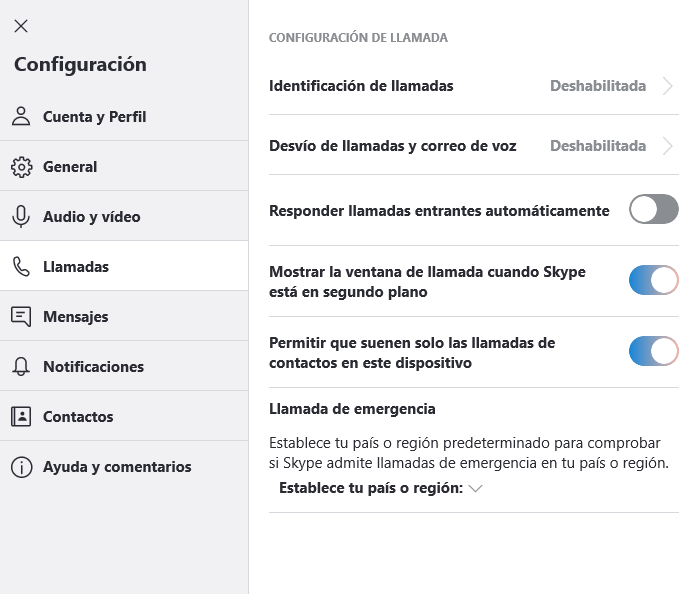 Skype Windows 10 tuto17
