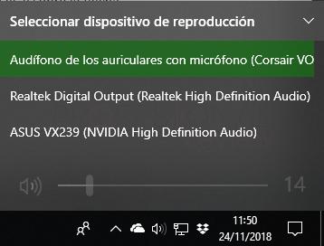Subir volumen en Windows 10 paso 08