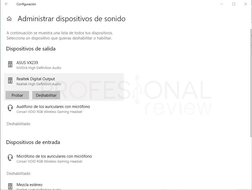Subir volumen en Windows 10 paso 12