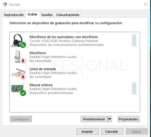 Dos salidas de audio a la vez en Windows 10 paso 07