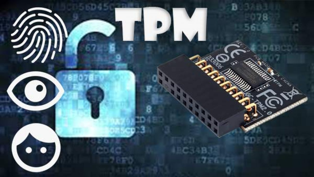 ▷ Que es TPM y para qué sirve