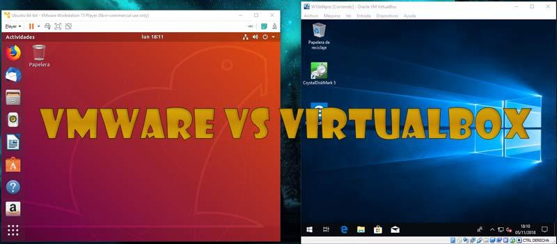 VirtualBox vs VMware