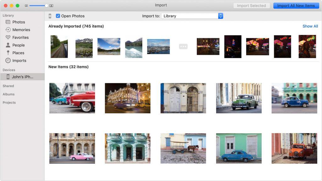 Cómo pasar fotos del iPhone al ordenador