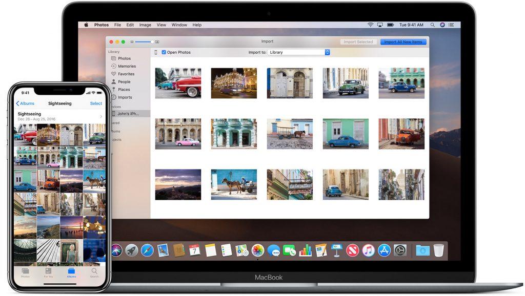 Cómo pasar fotos de tu iPhone al ordenador