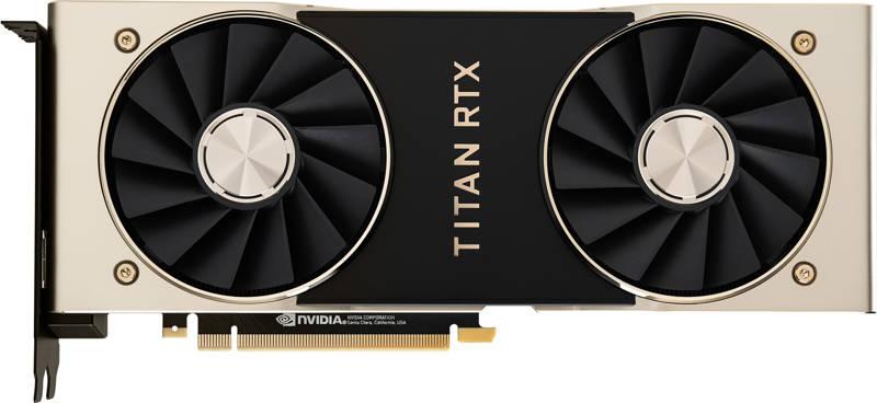Anunciada la Nvidia Titan RTX