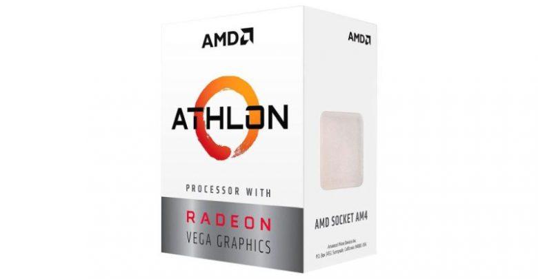 Photo of AMD Athlon 300GE y Athlon 320GE son filtrados en linea