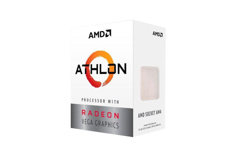 Anunciados los Athlon 220GE y Athlon 240GE