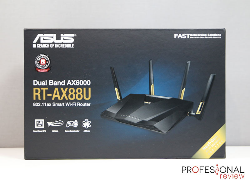 Asus RT-AX88U Review