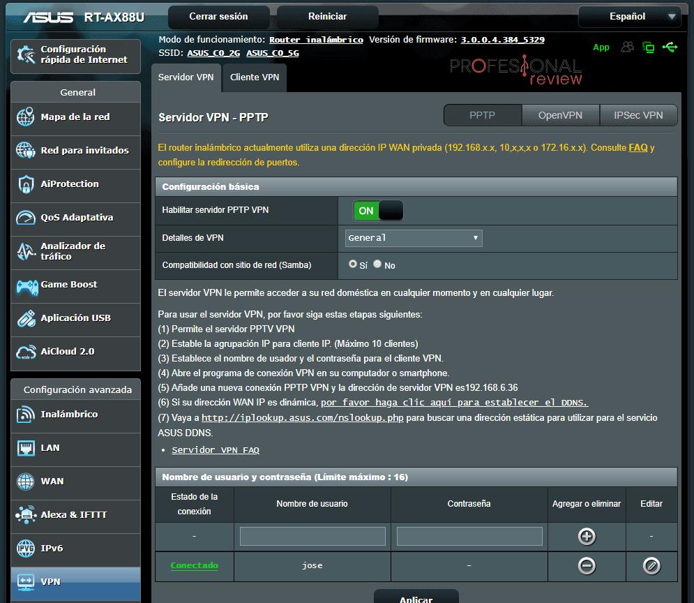 Asus RT-AX88U Firmware