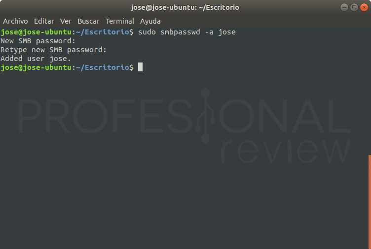 Conectar Ubuntu a red Windows paso 08