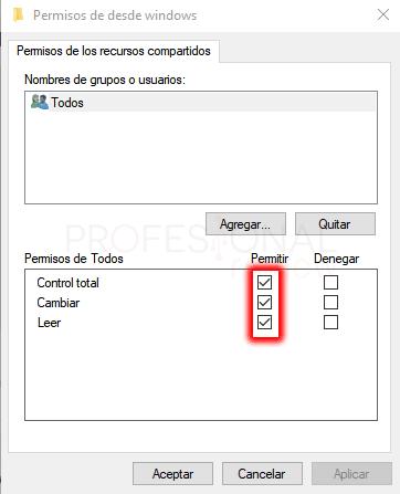 Conectar Ubuntu a red Windows paso 14