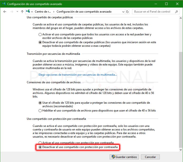 Conectar Ubuntu a red Windows paso 18
