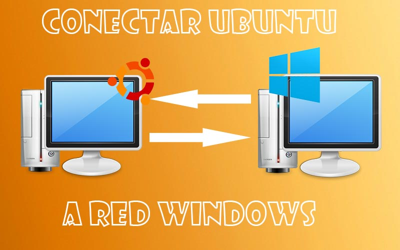 Conectar Ubuntu a red Windows