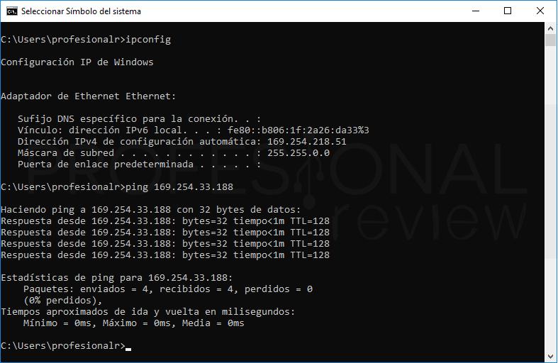 Conectar dos máquinas virtuales en red VirtualBox paso 04