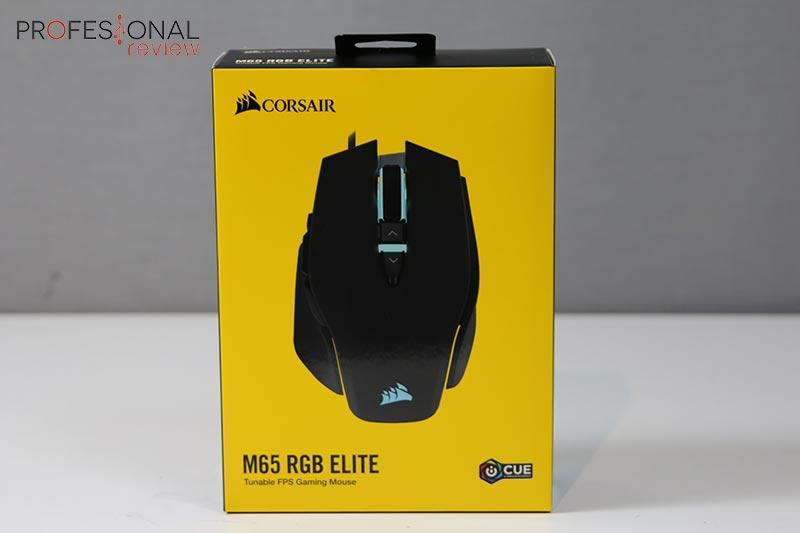 Corsair M65 ELITE Review