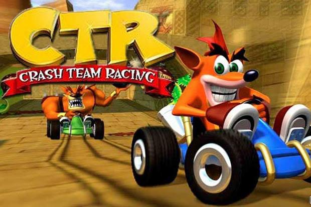 Crash Team Racing volvería por todo lo alto en los Game Awards 2018
