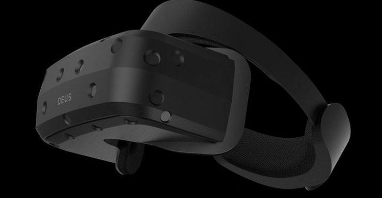 Photo of Desu presenta las gafas de realidad virtual Odin 4K para SteamVR