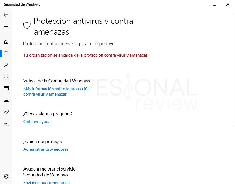 Directiva de grupo desactivar Windows Defender paso 06
