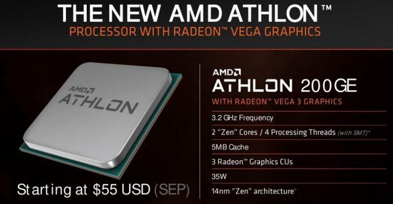 Photo of El Athlon 200GE de AMD ahora puede ser desbloqueado mediante BIOS