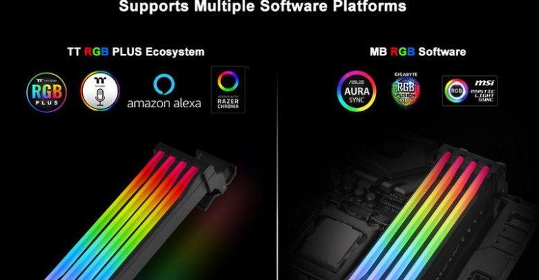 Photo of El Kit Pacific R1 Plus añade iluminación RGB a cualquier memoria DDR4