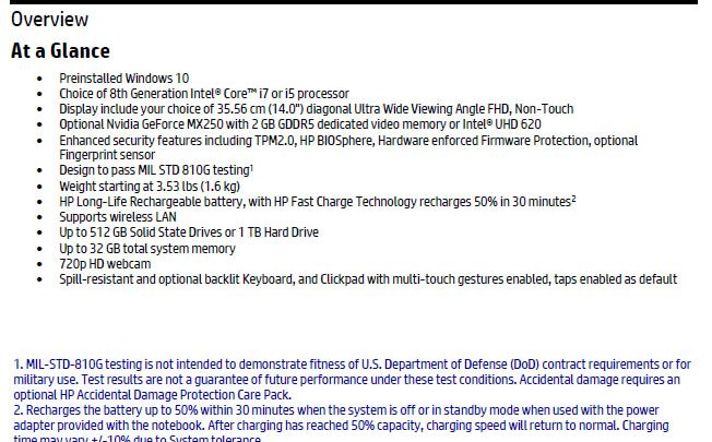 Photo of HP ZHAN 66 Pro 14 G2 confirma la GeForce MX250