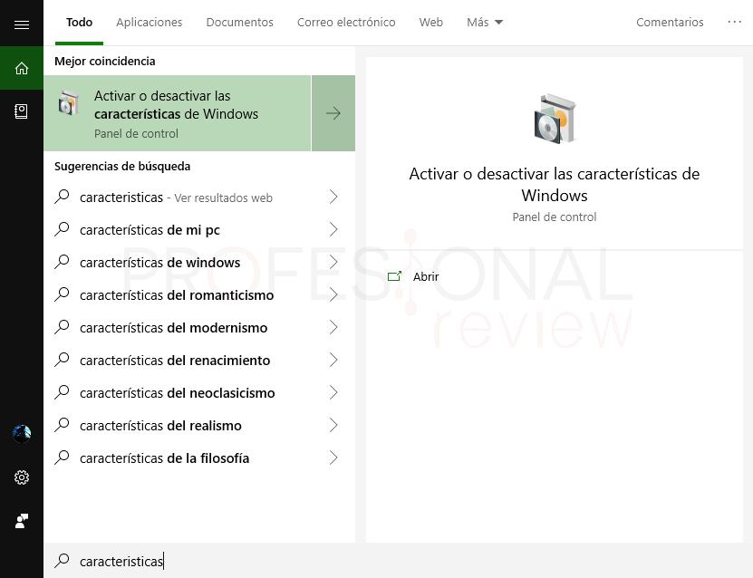 Impresora PDF en Windows 10 paso 01