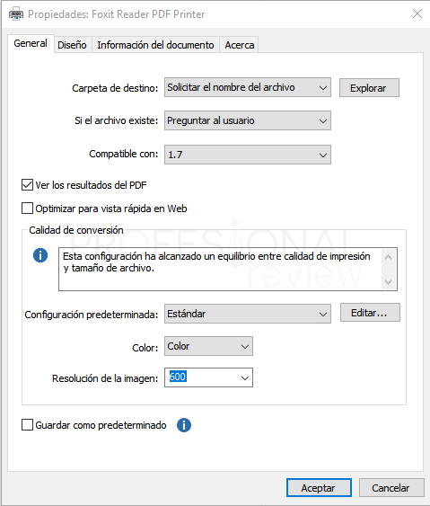 Impresora PDF en Windows 10 paso 08