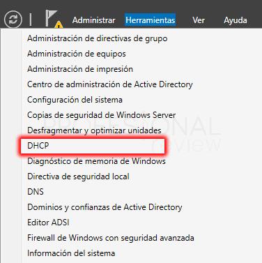 Instalar servidor DHCP en Windows Server 2016 paso 16