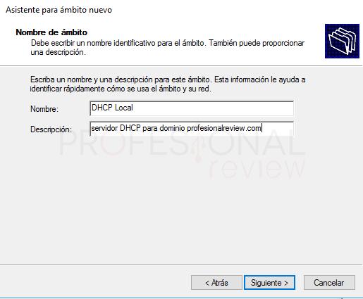 Instalar servidor DHCP en Windows Server 2016 paso 19