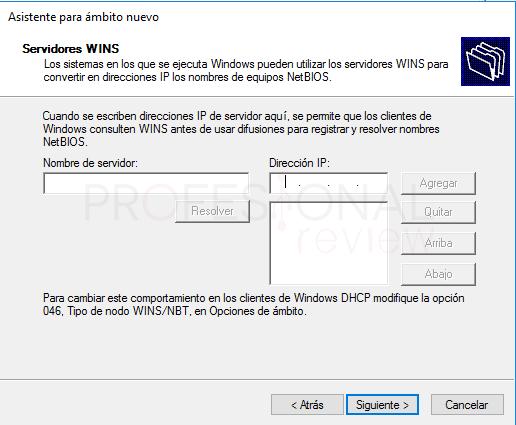 Instalar servidor DHCP en Windows Server 2016 paso 27