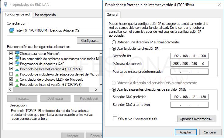 Instalar servidor DHCP en Windows Server 2016 paso 07