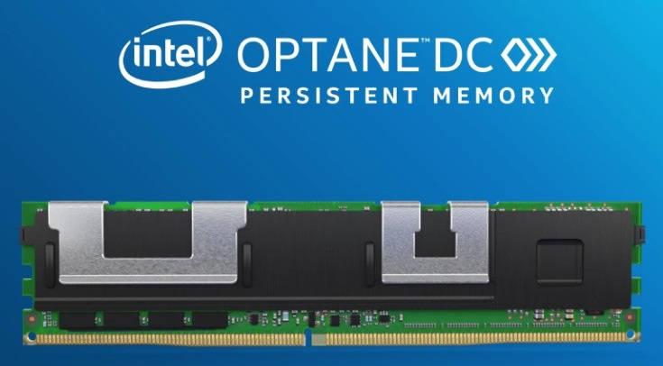 Intel Optane DIMM ofrece una latencia competitiva frente a la memoria RAM