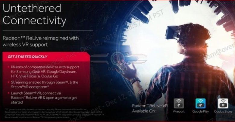 Photo of La herramienta de AMD ReLive VR no es compatible con Oculus Go