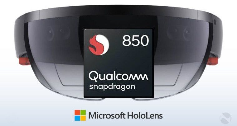 Photo of Las gafas HoloLens 2 de Microsoft utilizaran un SoC Snapdragon 850