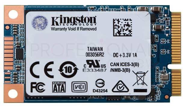 Conector mSATA SSD