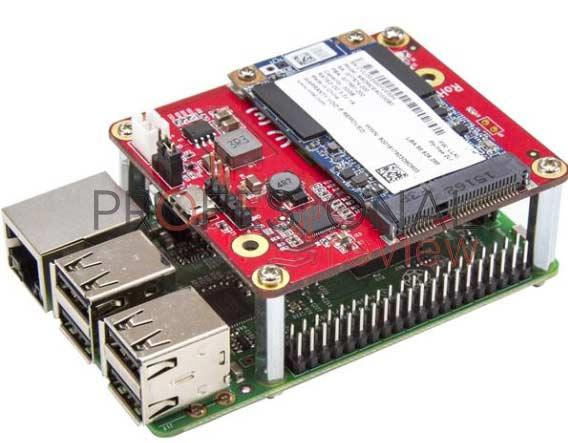 Conector mSATA USB