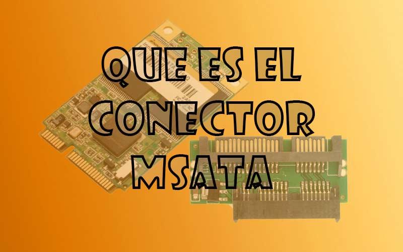 Conector mSATA
