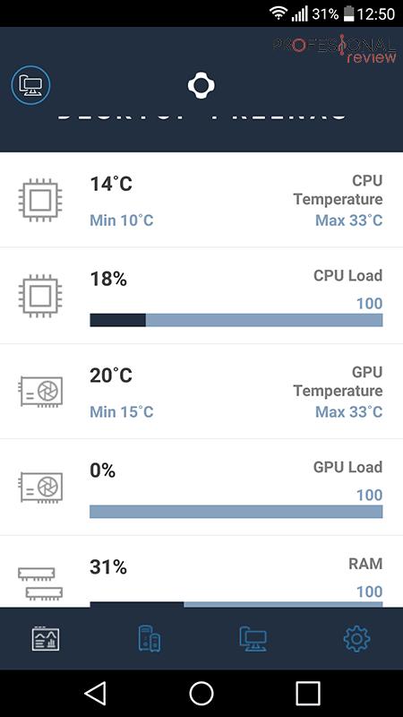 NZXT Smart Device app