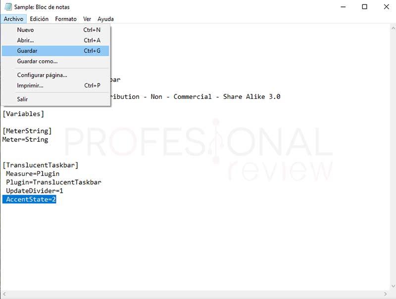 Personalizar Windows 10 al máximo paso 09