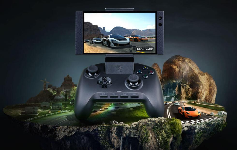 Ya disponible el nuevo Razer Raiju Mobile