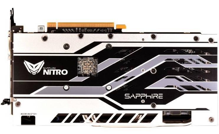 Sapphire Radeon RX 590 Nitro+ OC Sans
