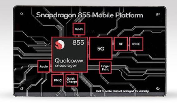 Snapdragon 855, Qualcomm presenta su procesador móvil más potente para 2019 — Innovación