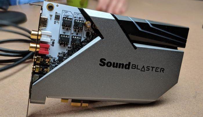 Photo of Sound BlasterX AE-9, Una tarjeta de sonido especial para audiófilos