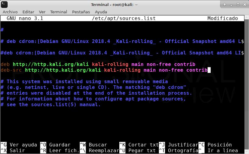 Wi-Fi en Kali Linux VirtualBox paso 04